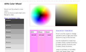 4096 Color Wheel