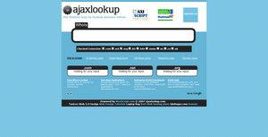 AjaxLookup