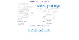 Web 2.0 Logo Creator