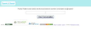 Tweet 2 Tweet