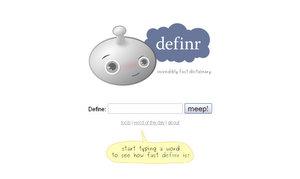 Definr