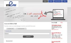 HTM2PDF.co.uk