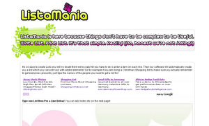 ListaMania.net