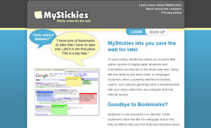 MyStickies