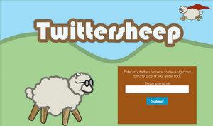 TwitterSheep
