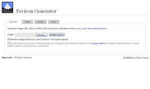 Favicon-Generator.org
