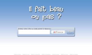 IlFaitBeauOuPas