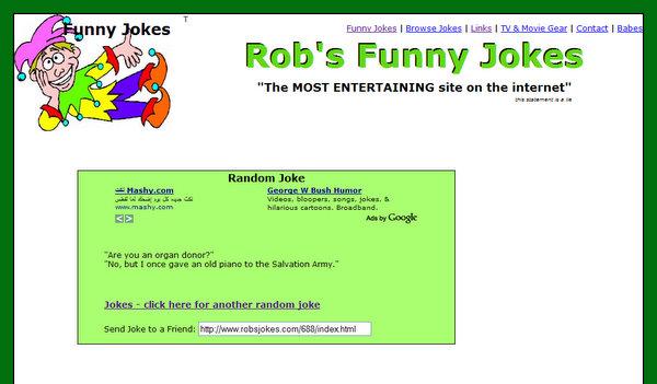 RobsJokes.com