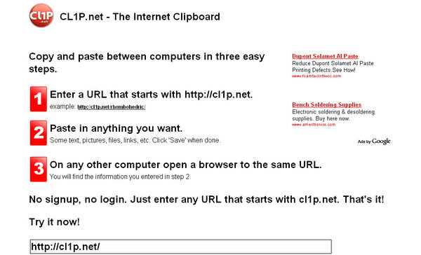 Cl1p.net