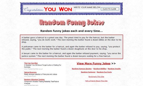 RandomFunnyJokes