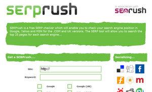 SERPrush
