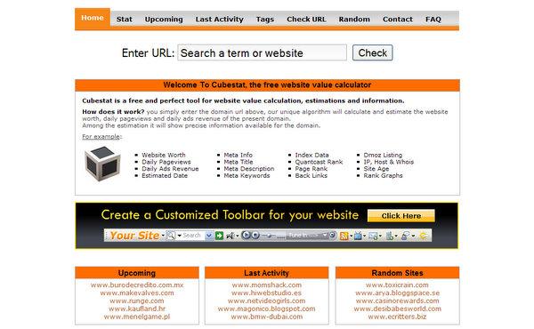 CubeStat.com