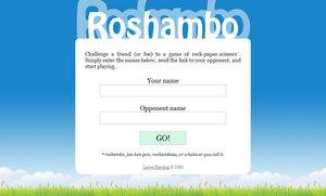 Roshambo.me