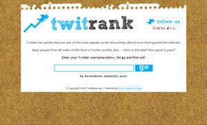 TwitRank.me