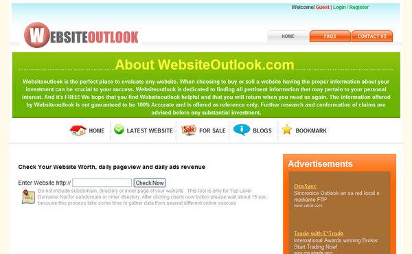 WebsiteOutlook.com