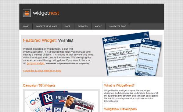 WidgetNest.com