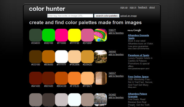 ColorHunter.com
