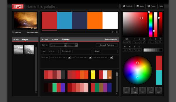 COPASO by ColourLovers.com
