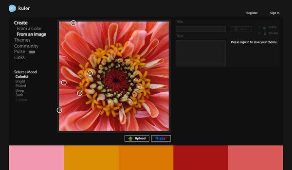 Kuler by Adobe.com