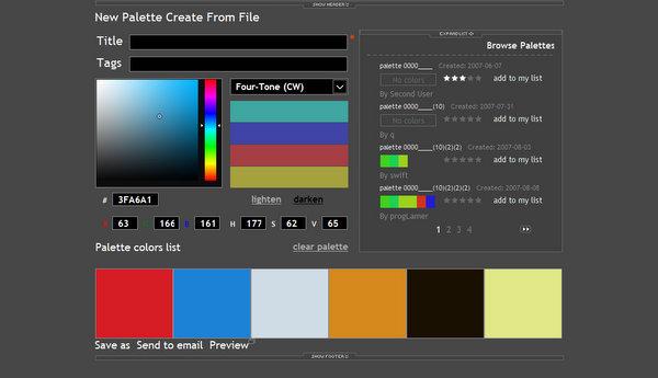 W3-Palette.com