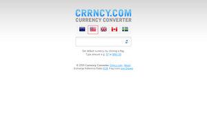 Crrncy