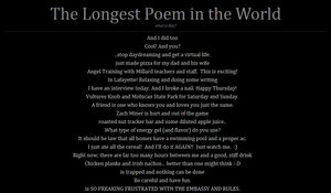 LongestPoemInTheWorld