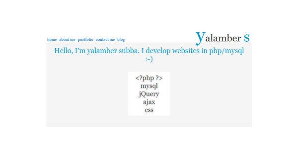 Yalamber.com