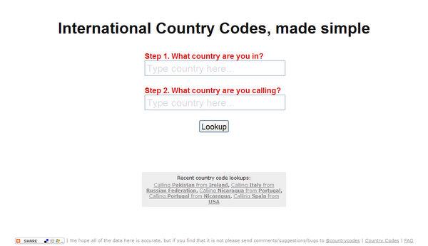 simplecountrycodes.com