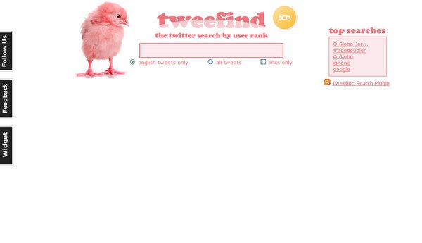 tweefind.com
