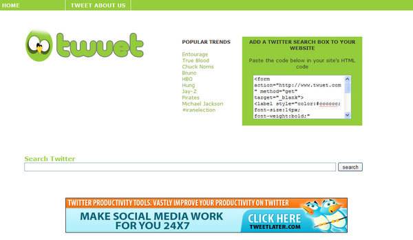 twuet.com