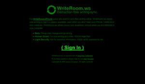 WriteRoom.ws