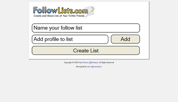 followlists.com