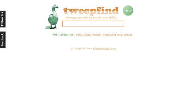 tweepfind.com