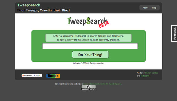 tweepsearch.com