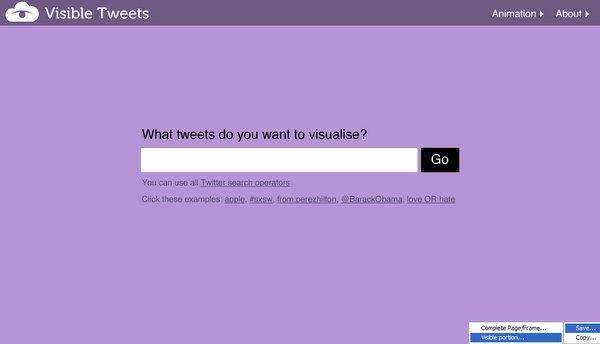 visibletweets.com